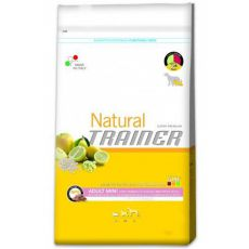 Trainer Natural Adult MINI šunka + včelí kašička - 7,5 kg