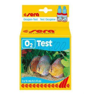 sera O2 Test (kyslík)