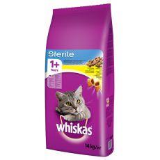 WHISKAS Sterile pro kočky 14 kg