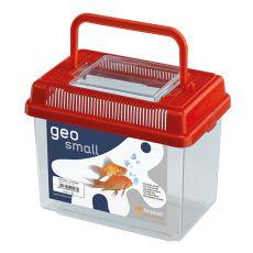 Plastová přepravka Ferplast GEO SMALL - červená, 1l