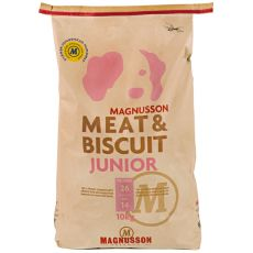 Magnusson Meat & Biscuit JUNIOR 10 kg
