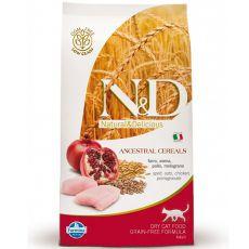 Farmina N&D cat LG ADULT Chicken & Pomegranate 1.5 kg
