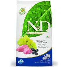 Farmina N&D dog GF ADULT Lamb & Blueberry 2,5 kg