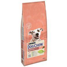 PURINA DOG CHOW SENSITIVE Salmon & Rice 14 kg