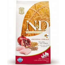 Farmina N&D dog LG ADULT MINI Chicken & Pomegranate 0,8 kg