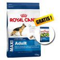 ROYAL CANIN MAXI ADULT 15 kg + 4 kg GRATIS