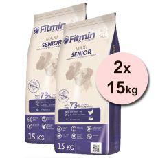 Fitmin MAXI Senior 2 x 15 kg + DOPRAVA ZDARMA