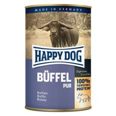 Happy Dog Pur - Büffel 400 g / buvolí maso