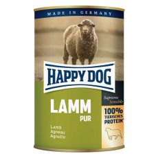 Happy Dog Pur - Lamm 400 g / jehněčí