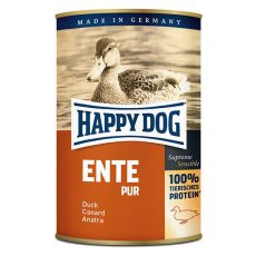 Happy Dog Pur - Ente 400 g / kachna