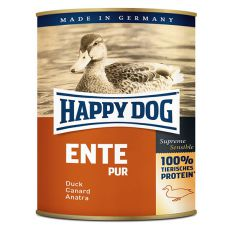 Happy Dog Pur - Ente 800 g / kachna