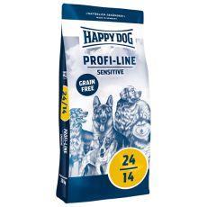 Happy Dog 24-14 SENSITIVE GRAINFREE 20 kg