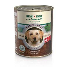 Konzerva BEWI DOG, jehněčí + rýže, 800 g
