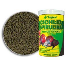 TROPICAL Cichlid Spirulina Medium Sticks 250 ml