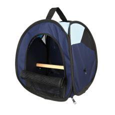 Přenosná taška pro ptáky s bidlem - 27 x 32 x 27cm