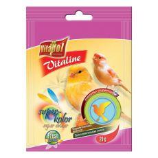 VITAPOL - směs Vitaline Super kolor pro ptáky, 20 g