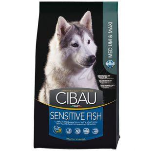 Farmina MO SP CIBAU dog SENSITIVE Fish MEDIUM & MAXI 12 kg