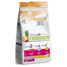 Trainer Fitness3 Junior MEDIUM MAXI - kachna s rýží 12,5 kg