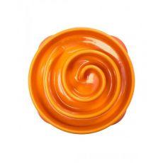 Miska Slo-Bowl Mini Coral - oranžová
