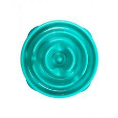 Miska Slo-Bowl Mini Drop - tyrkysově zelená
