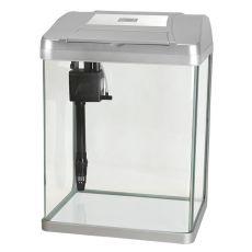 Akvárium CLASSICA PANDORA P-308 30l - stříbrné