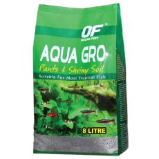 Půdní substrát OF Aqua Gro Plants Shrimp & Soil 8 l