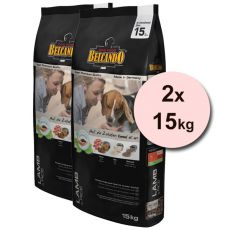 BELCANDO Lamb and Rice 2 x 15 kg