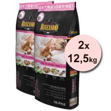 BELCANDO Finest Lamb Grain Free 2 x 12,5 kg
