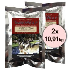 TimberWolf LAMB with APPLES Originals - 2 x 10,91 kg