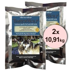 TimberWolf OCEAN BLUE Originals Grain Free Formula - 2 x 10,91 kg
