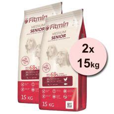 Fitmin MEDIUM Senior - 2 x 15 kg + DOPRAVA ZDARMA