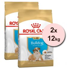 ROYAL CANIN ANGLICKÝ BULLDOG JUNIOR - 2 x 12 kg
