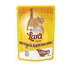 Lara Adult - hovězí v omáčce 100 g