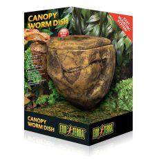 EXO TERRA Canopy Worm Dish - závěsné krmítko