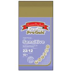 Frank´s Pro Gold Sensitive 22/12  - 15 kg