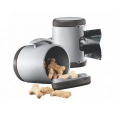 Flexi Vario Multi Box zásobník, tmavě šedý + sáčky na odpad