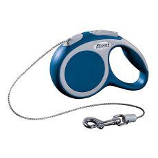 Flexi Vario XS vodítko do 8 kg, 3m lanko - modré