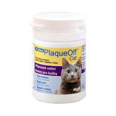 PlaqueOff Cat - odstranění a prevence zubního kamene, 40 g