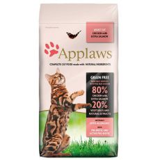 Applaws Cat Adult Chicken & Salmon 7,5 kg