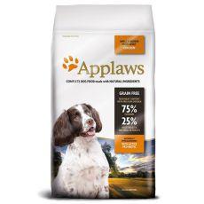 Applaws Dog Adult Small & Medium Breed Chicken 7,5 kg