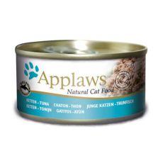 Applaws Kitten - konzerva pro koťátka s tuňákem, 70 g