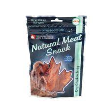 Kuřecí plátky, sušené - pamlsky pro psa ONTARIO, 70 g