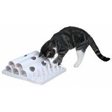 Hračka pro kočky Domino Basic Set, strategická - 32 x 30 cm