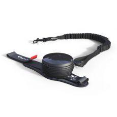 Lishinu Bungee handsfree vodítko do 30 kg, 3m - černé