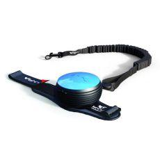 Lishinu Bungee handsfree vodítko do 30 kg, 3m - modré