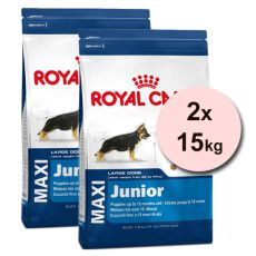 ROYAL CANIN MAXI JUNIOR 2 x 15 kg