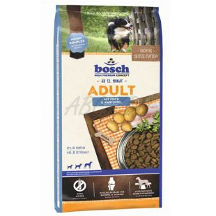 Bosch ADULT Fish & Potato 1 kg