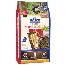 Bosch ADULT Mini Lamb & Rice 1 kg