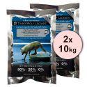 TimberWolf Ocean Blue LEGENDS 2 x 10 kg