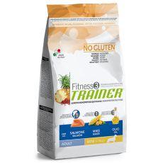 Trainer Fitnes3 Adult MINI - ryba a kukuřice 2 kg